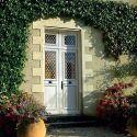 Porte d'entrée en chêne Zilten