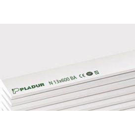 Plaque de plâtre N 600 Pladur