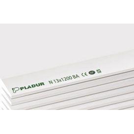 Plaque de plâtre standard BA 13 Pladur