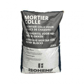 Mortier colle naturel IsoHemp