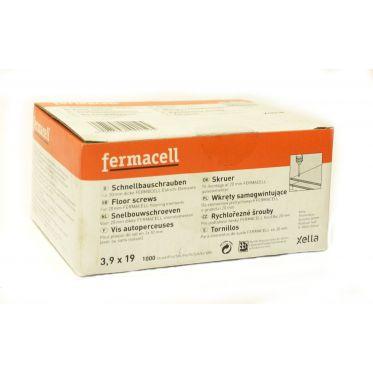 Boîtes de Vis Fermacell 3,9x19mm 1000