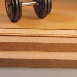 Panneau isolant laine de bois Pavaboard