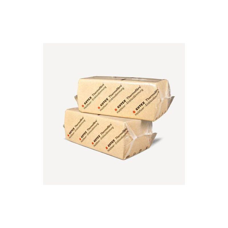 Isolant fibre de bois à souffler Thermofibre Gutex