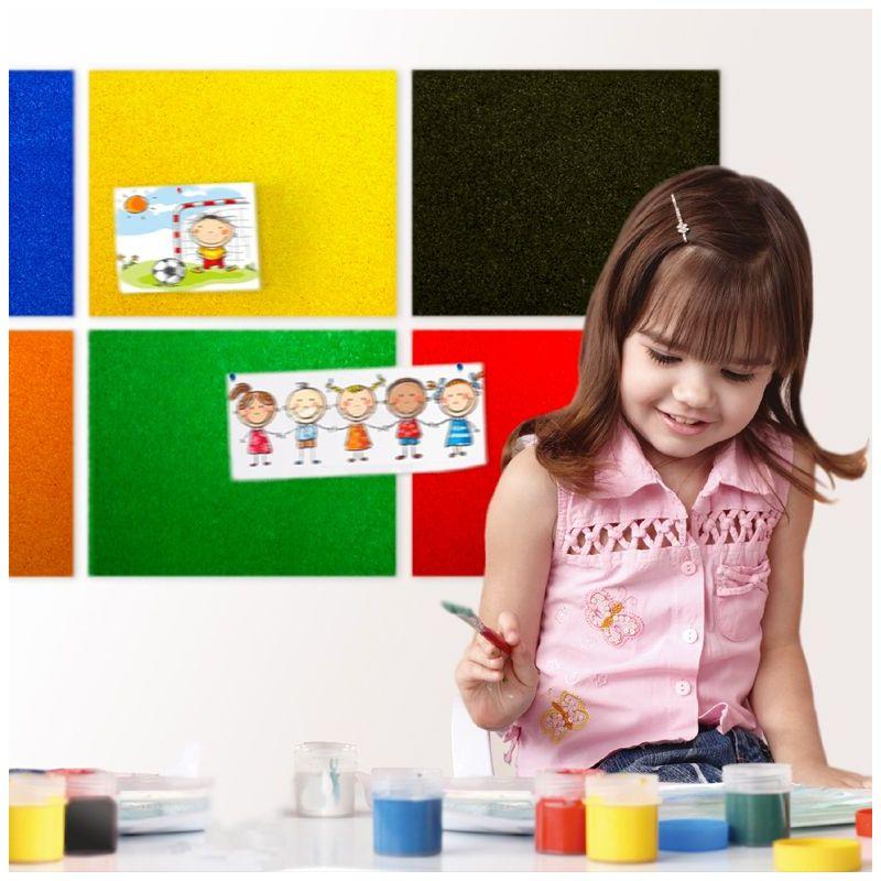 li ge mural adh sif en couleur kenzai mat riaux cologiques. Black Bedroom Furniture Sets. Home Design Ideas