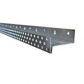 Profil de départ fixe aluminium