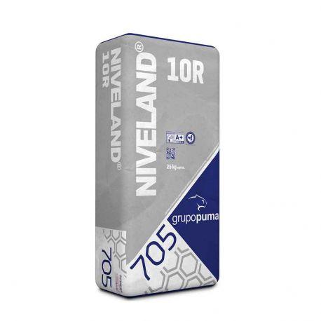 Ragréage mortier Niveland 10R pour sols intérieurs
