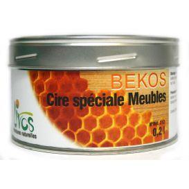 Cire spéciale meubles BEKOS n°312 Livos