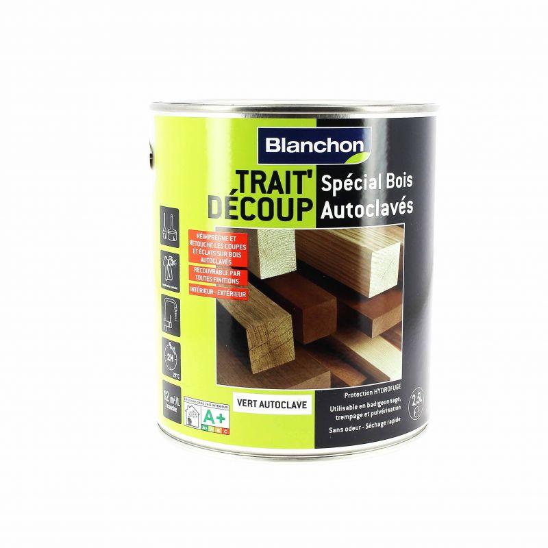 Trait'Découp Blanchon Vert 2,5 L