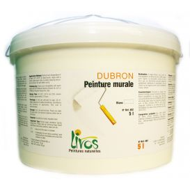 Peinture dispersion Naturelle DUBRON 413 Livos