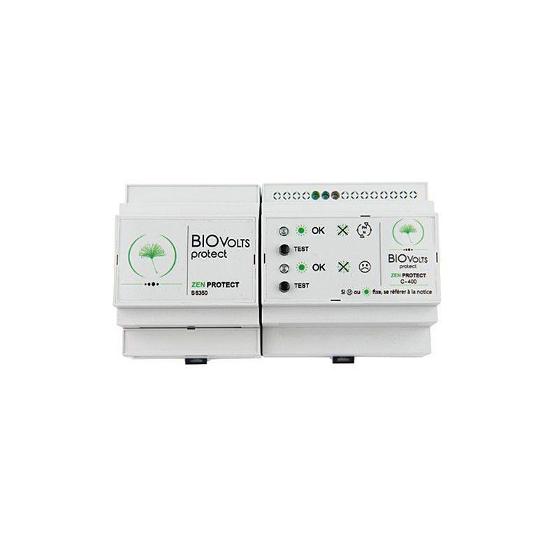 Biovolts Filtre Zen Protect Anti-CPL et perturbations fréquentielles du réseau