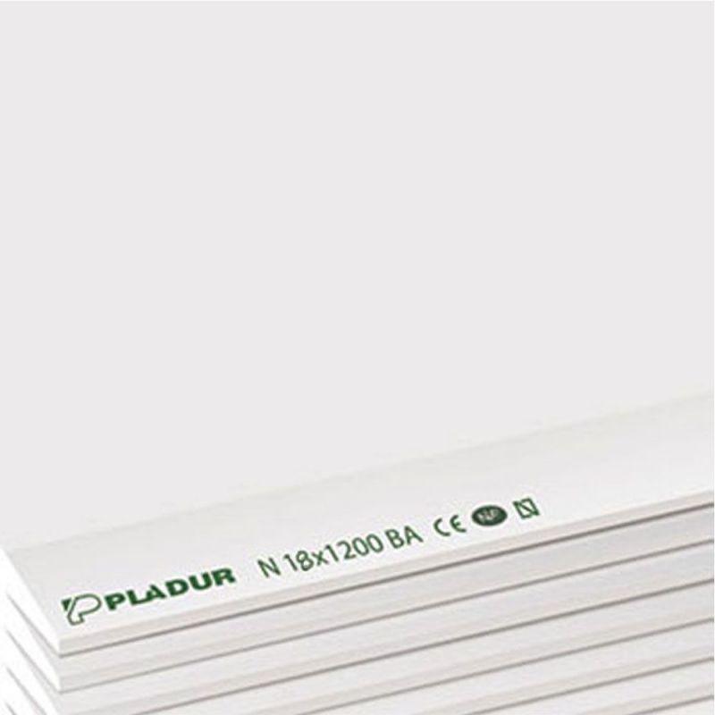 plaques de pl tre ba 18 std 260 pladur kenzai mat riaux. Black Bedroom Furniture Sets. Home Design Ideas