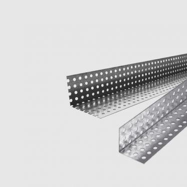 Profils de ventilation Galvanisés