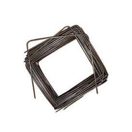 Agrafes métalliques pour paillage Thorenap 20 x 20 x 20 - 4 mm