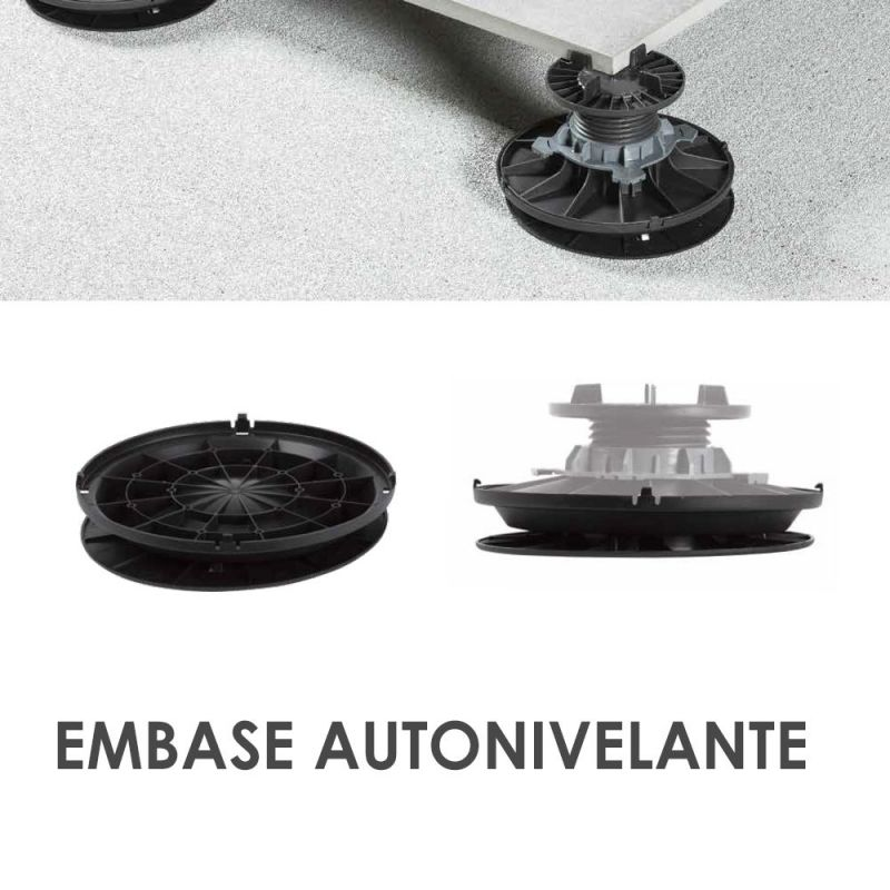 Embase Autonivelante Soprema