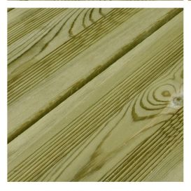 Lames de terrasse pin sylvestre Stockolm