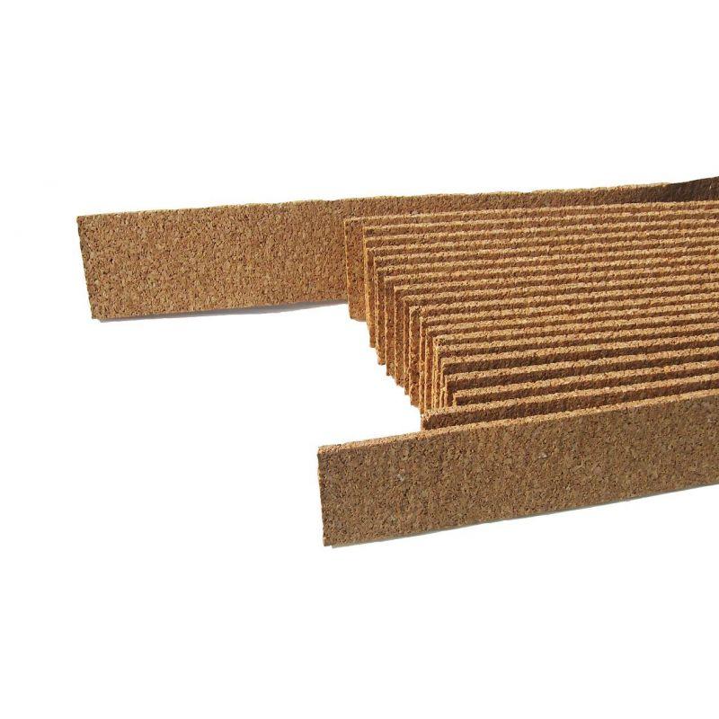 R/ôle Li/ège /Épaisseur 10/mm 10/m/² insonorisation sous-couche parquet stratifi/é acoustique