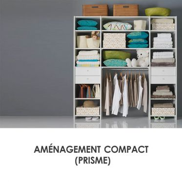 Aménagement Compact Prisme