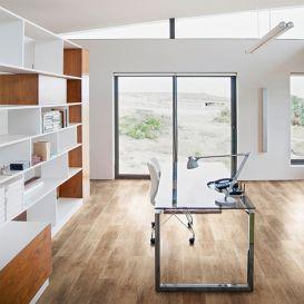 Sawn Twine Oak Wicanders Wood Hydrocork 9 lames 1,60 m²
