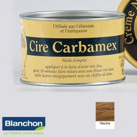 Cire en pâte Carbamex Antic Blond