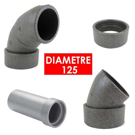 Comfopipe 125 diamètre - all products