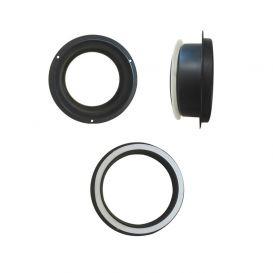 Manchette Ø125 mm en plastique avec joint