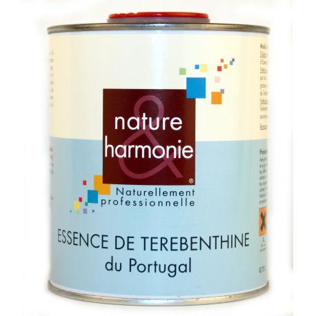 Essence de Térébenthine du Portugal