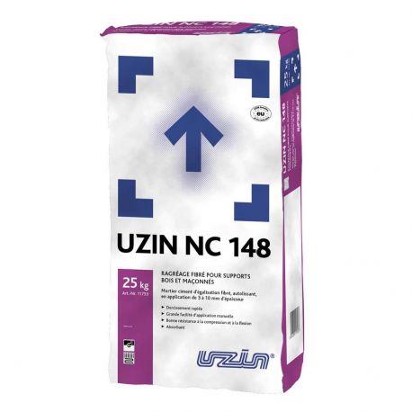 Ragréage autolissant base ciment fibré classé P3 NC 148