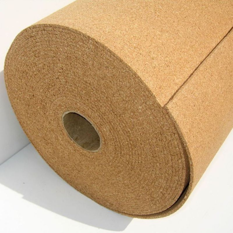 Rouleau de liège recyclé sous-couche  Kenzai matériaux écologiques