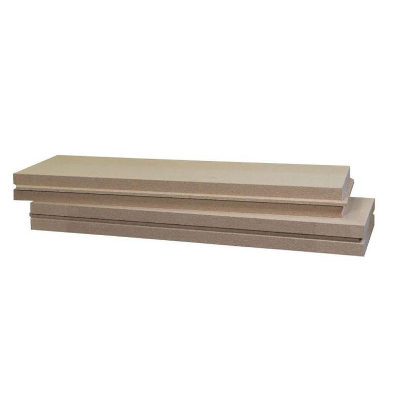 Panneau en fibre de bois rigide Isolat Multisol 140