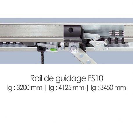 Rail de guidage FS10 42 mm Sandgrain Hormann