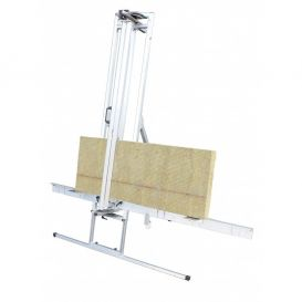 Table à découpe pour isolation panneaux + valise et couteau