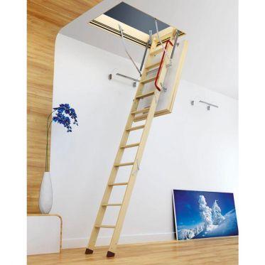 Escalier escamotable LWT Passive House Fakro