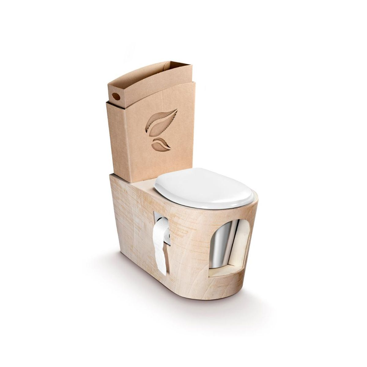 Toilettes Sèches En Appartement toilette sèche avec base en bois brut | kenzaï matériaux Écologiques