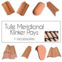 Tuile Klinker Meridional et accessoires Cobert - Pays