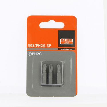 Embouts pour vis Phillips à Gypse de 25mm