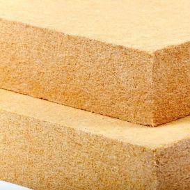 Panneau isolant rigide fibre de bois Multisol 110 kg/m³