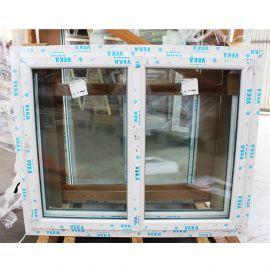 Fenêtre 2 vantaux 1490 x 1210 mm Gamme INO'80 Côté Ouverture