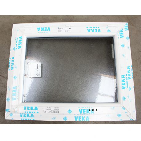 Fenêtre 1 vantail pour Garage 600 x 800 mm Côté Ouverture