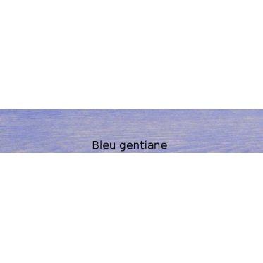 Hydrocire décorative BODIOS livos bleu gentiane