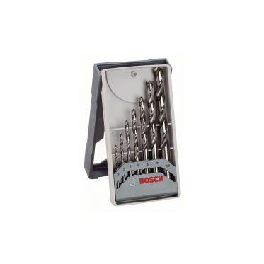 Set de 7 forets métaux HSS-G X-line Pro Bosch