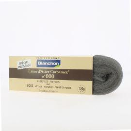 Laine d'acier n°000 Blanchon
