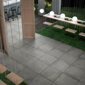 Revêtement en dalle céramique Azimut Novoceram Outdoor Plus