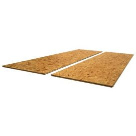 Kronoply OSB 3 Dalle (2500 x 675 mm - Ep: 12, 18, 22, 25 mm)