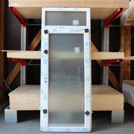 Porte d'entrée avec imposte ouvrant 1 vantail 2510 mm x 930 mm