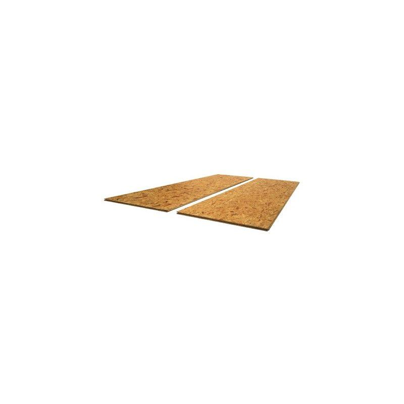 dalle d 39 osb 3 kronoply bois 2000 x 910 mm ep 16 mm. Black Bedroom Furniture Sets. Home Design Ideas