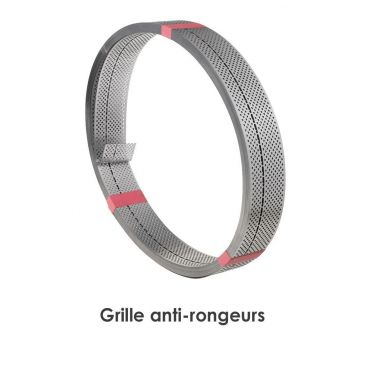 Grille anti-rongeurs Simpson
