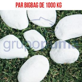 Galets extra blanc - blancheur 99%
