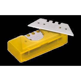 Distributeur de 10 lames petit trapèze 50 mm
