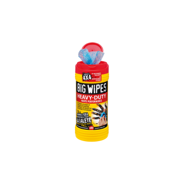 Lingettes Big wipes haute performance