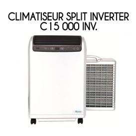 Climatiseur mobile Split Inverter C15000 Inv.